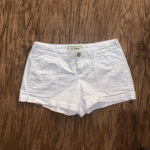Old Navy Womens Khaki Shorts